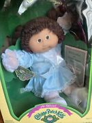 Rare Nrfb Vintage Cabbage Patch Kids Doll 1984 Kitty Bonnieandrdquo W/ Tooth And Cert