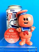 Funko Soda Stay Puft Marshmallow Man Chase Red Le 2500 Pieces