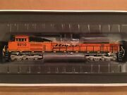 Ho Athearn Genesis Bnsf Sd70ace Diesel Locomotive 9210 Dcc Only Ns Csx Up Kcs