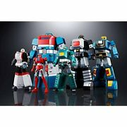Superalloy Soul Gx-40r Six Gods Combined Godmars Approx. 280mm Diecast Abs Made