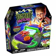 Fright Factory Tons Creatures 3d Stencils Creator Kid's Toy Play Set