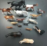 Toy Horse Lot 17 Total Includes Schleich2