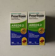 Preservision Areds 2 Eye Vitamin And Mineral - 180 Softgels Exp 06/2022 And Up