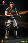 Hot Toys Resident Evil 5 Chris Redfield Figure 1/6 Finished Product