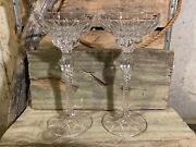 Lenox Monroe 8 Single Light Candlestick Holder Crafted In Germany Set Of 2