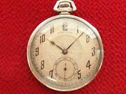 Antique 1938 Hamilton Made In Usa Hand-wound Pocket Watches
