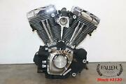 2007 Harley Softail Twin Cam 96 B Engine Motor Efi Only 8k Miles Video Tested