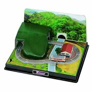 Rokuhan Exclusive Tunnel Type Ss002-1 For Z Gauge Shorty Mini Layout Set