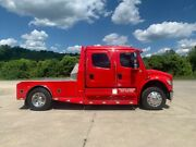 2009 Freightliner M2 Sportchassis Sport Chassis M2-106 Cummins Wow Freightliner M2 106 Sport Truck Hauler Kodiak C4500 Toter Sportchassis