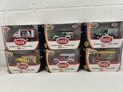 Matchbox Collectibles 50th Anniversary 143 Coca Cola Collection Lot Of 6 Mib
