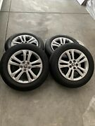 2021 Toyota Sienna Xse Awd 18x7.5 Oemoriginal Andnbspalloy Wheels And Tires.