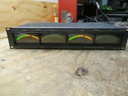 Dorrough Model 1500 Loudness Monitor Tested 2 Channel