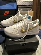 Kobe 5 Undefeated Protro What If Pack Size 9.5. Worn Once. Great Condition.