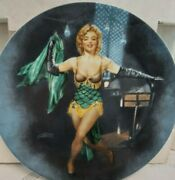 Marilyn Monroe 8th And 9th Issue Plates