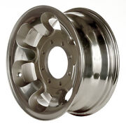 Oem Reman 16x7 Alloy Wheel Rim Sparkle Tan Painted With Polished Face - 3407