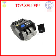 Royal Sovereign Rbc-es250 Back-load U.s. Bill Counter With Counterfeit Detec Andhellip