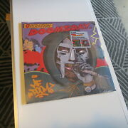 Mf Doom Operation Doomsday Alternate Cover Vinyl With Poster Sealed Mf-94 Record