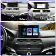 Sale 10.1 For Honda Accord 08-13 Android 9.1 Car Stereo Radio Gps Player 1+16gb