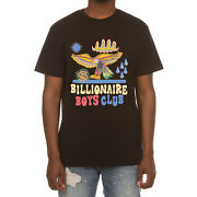 Billionaire Boys Club Clothing For Men Bb Wings Short Sleeve Tee Cotton Fit T-sh