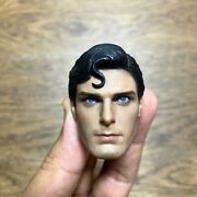 Hot Toys 1/6 Figure Mms 152 Superman Classic Christopher Reeve Head + Pegs