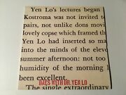 Ka - Days With Dr. Yen Lo Lp 12 Record Roc Marciano Preservation