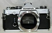 Vintage Olympus Om-1 35mm Film Camera [disassembly And Maintenance Product]