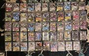 Pokemon Card Lot Ex And Full Art 54 Cards