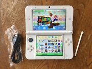 Limited Edition Nintendo 3ds Xl System Bundle - 200+ 3ds Gba Gb Games - 32 Gb