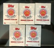 2006 Topps Mcdonalds All American Factory Sealed Set Kevin Durant Rc 5 Count Lot