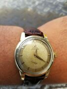 Very Rare Vintage Omega Seamaster Cal 491 Ref 2857-2856 1-sc Watch - Cw