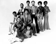 Earth Wind And Fire Old Photo Music Band Singer Performer 9