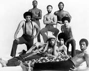 Earth Wind And Fire Old Photo Music Band Singer Performer 10