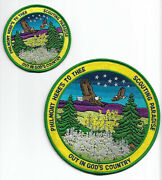 Philmont Scout Ranch Philmont Hymn 3 Inch By 6 Inch Patches