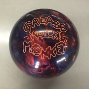 Radical Grease Monkey Whack Bowling Ball 16 Lb New In Box 1st Quality Ball