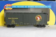Ho-athearn 92286 Gn Great Northern 40and039 Express Box Car W/ Superior Door 2538