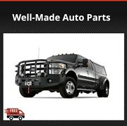 Warn One Piece Design Hd Bumper 85881 For 2011-2016 Ford F-250 To F-550 Sd
