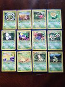Pokemon Neo Genesis Complete Set Except For 6 Basic Energy Cards 105/111