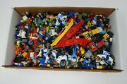 Lego Minifigure Lot Over 250+ And Parts Figures Star Wars City Etc.