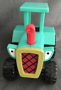 Bob The Builder Travis Friction Vehicle Tractor X