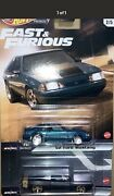 Hot Wheels 164 Scale Fast And Furious And03992 Ford Mustang And Dodge Charger Premium