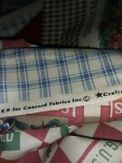 Farmhouse Fabric Sharon Kessler/concord Chickens And Rabbits 4 Yards X 45