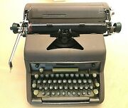 Vintage / Antique Lc Smith And Corona Typewriter Made In Usa 1m190