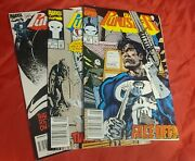 The Punisher Comic Book Lot May 1992, August 1992, May 1995 63, 67, 102