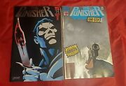 The Punisher Comic Book Lot February 1993 And March 1995 75 And 100