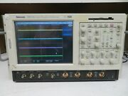 Tektronix Tds7104 1ghz 10gs/s Oscilloscope / Dso With 16gb Ssd Opt. 3m Jit Ol44