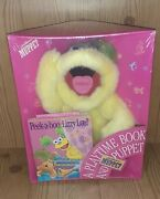 Brand New In Box Jim Hensonand039s Muppet Peek A Boo Lizzy Lou Puppet And Book