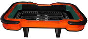 93 Craps Table Economical And Portable Great For Your Game Room - Black Felt