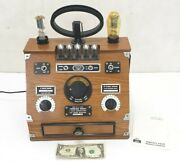 Spirit Of St. Louis Wireless Radio And Cassette Player Reproduction Novelty - Sosl