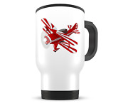Pitts Special Stainless Steel Travel Mug - 14oz