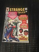 Marvel Comics Strange Tales Issue 130 1965 Beatles Issue Very Clean